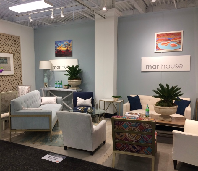 Discover Mar House Furniture in April at the High Point Spring Market