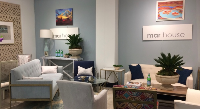 Discover Mar House Furniture in April at the High Point SpringMarket