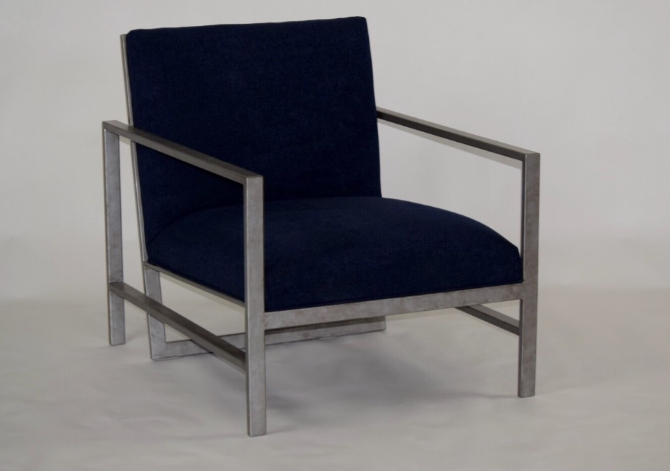 Rafael Lounge Chair - Mar House Furniture - High Point, North Carolina